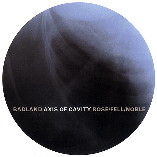 Axis of Cavity by Badland